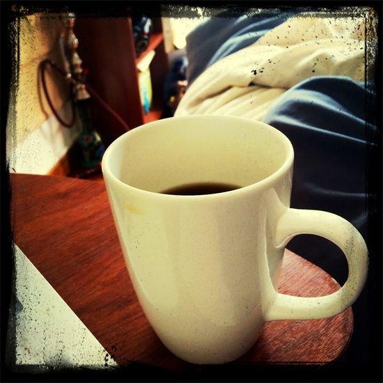 The Raw Coffee Hangover