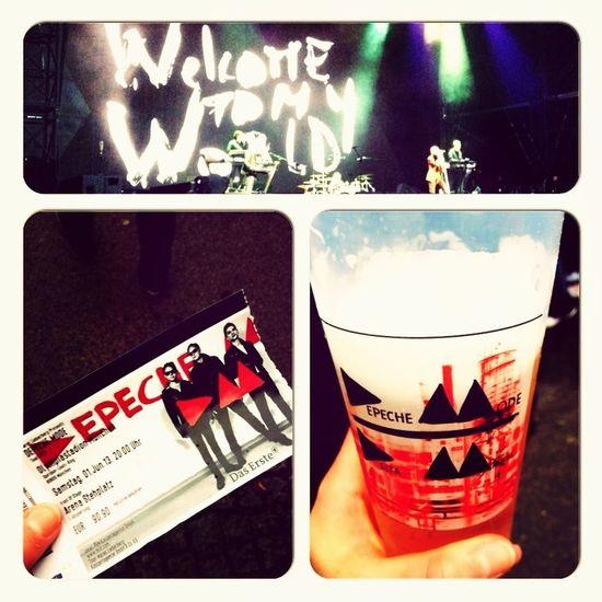 Music Amazing Concert Delta Machine Depeche Mode Live