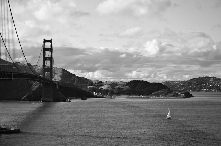 B&W Golden Gate Bridge Golden Gate Bridge Bay Area San Francisco SanFranciscoBay California California Love Blackandwhite Black And White Blackandwhite Photography Blackandwhitephotography Black And White Collection
