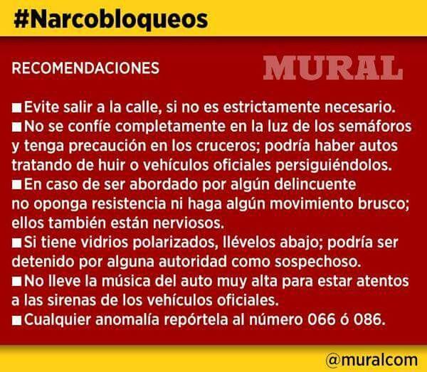 Narcobloqueos