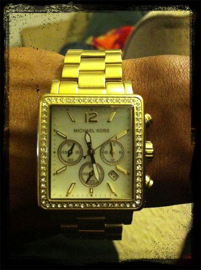 Well I Got Me A New Watch
