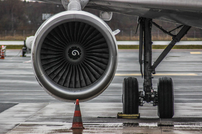 The engine is the heart of an a pilot is it's soul Aviators Planespotting Airplane Airport Aviation Aviationphotography Engine Jet Technology Transportation Turbofan
