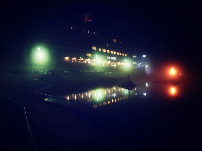 2009.7 Trip Onsen Nightphotography Fantastic