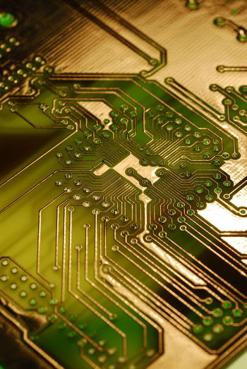 Circuit Board Close-up Complexity Double Sided Electronic Electronics Industry Plated Through Hole Printed Circuit Printed Circuit Board Printed Circuit Boards PTH Technology Fresh On Market 2016