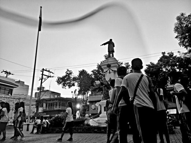 Eyeem Philippines Monochromatic Street Photography