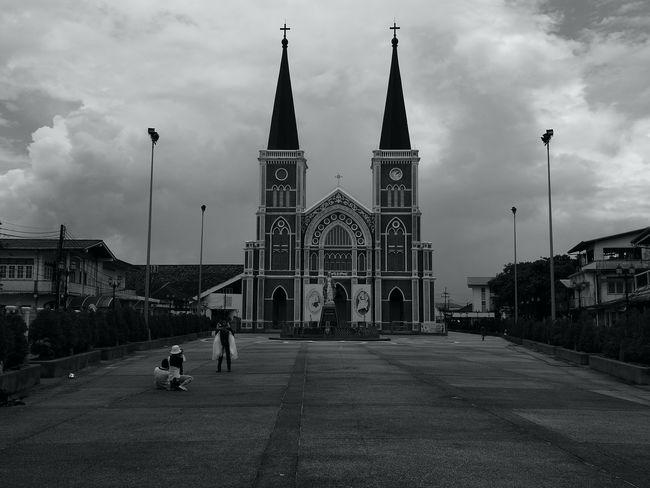 Taking Photos Hello World Enjoying Life Thailand Thai Black And White Black & White Huaweiphotography Huawei P9 Plus