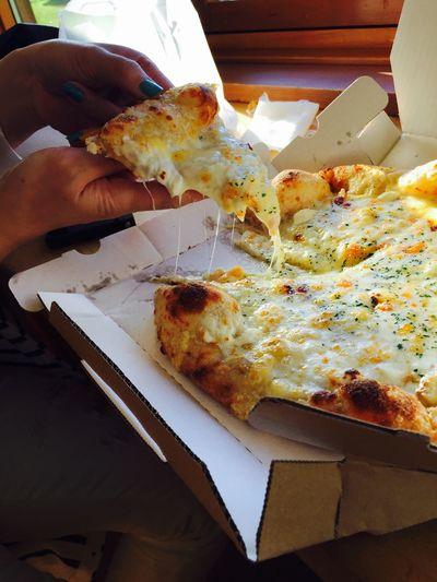 チーズも美味しかった〜❗️