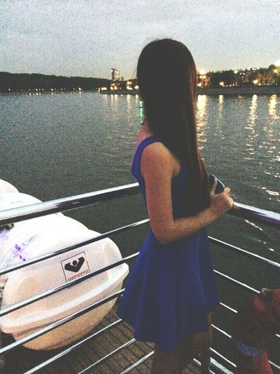 Moscow Russia Russian Girl Dress Look River Moscowriver Radisson Summer