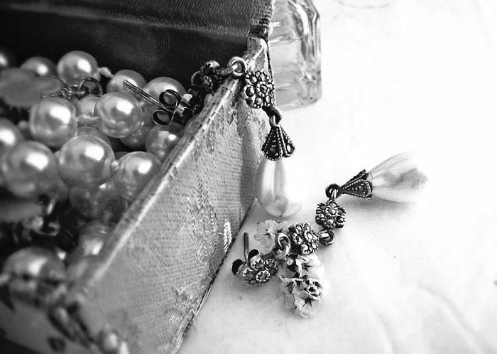 Pearls Earings