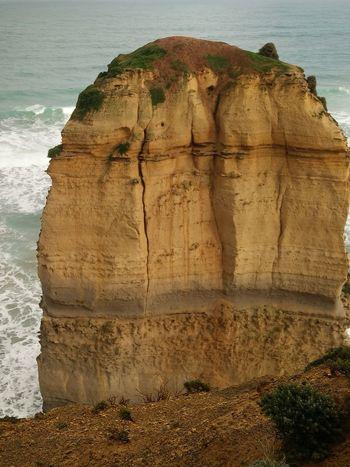 Great Ocean Road, AUS Greatoceanroad Twelveapostles Australia Coastline Beach Sand Travel Destinations Beauty In Nature First Eyeem Photo