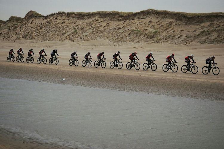 Beach Beachphotography Montainbike Traveling