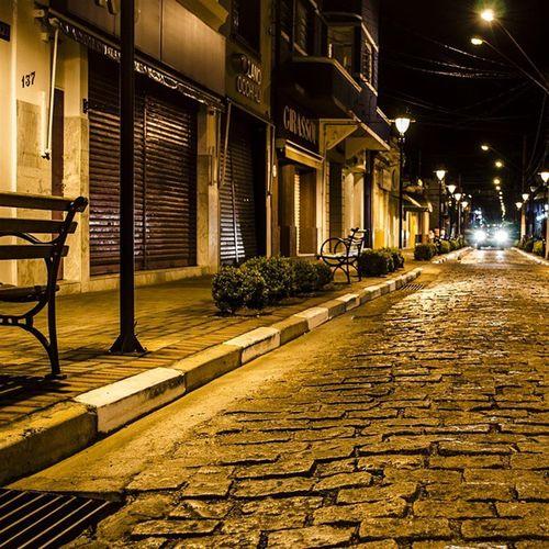 Street View Photography Nikon D5100 18 -55mm Nikontop Night Atibaia