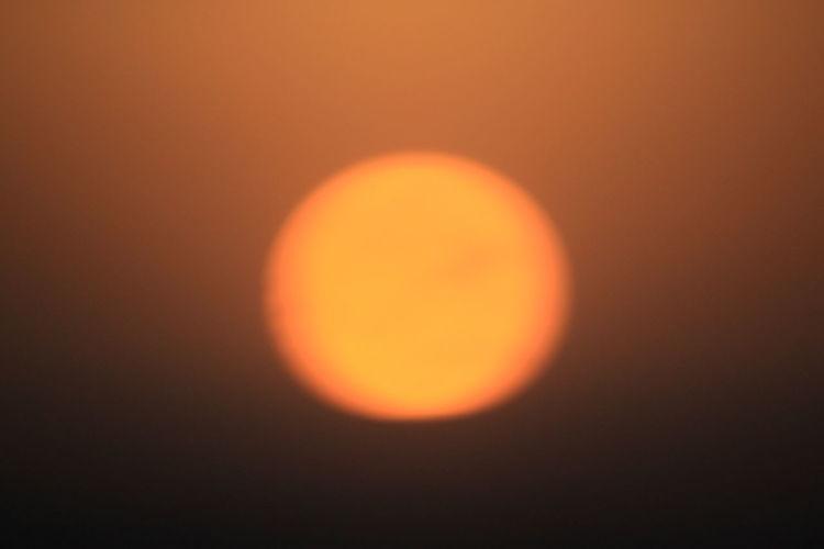 Outdoors Sun Sunset Amazed Giftedbynature First Eyeem Photo