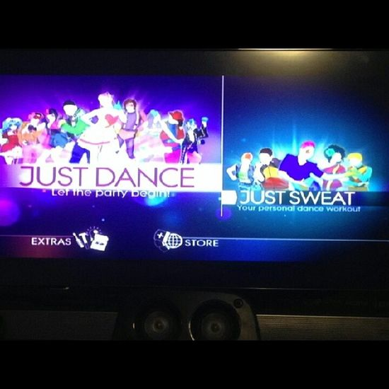 Today's work out was Justdance for 1hour and 10 minutes, burned 269 killacalories= 269,000 calories KillinIt Workout Wii