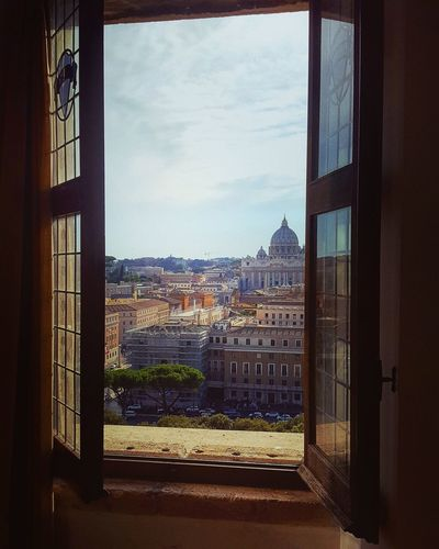 Peterskirche Basilica Di San Pietro In Vaticano Basilica Vatican VaticanCity Vaticancity Photos Vatican 🇻🇦 Vaticanpanoramic Rome Roma Roman Empire Engelsburg Castel Sant'Angelo Castel Pope View From Above View View From The Window... Beautiful Architecture Building Epic Shot Photography Travel Photography Traveling Wanderlust