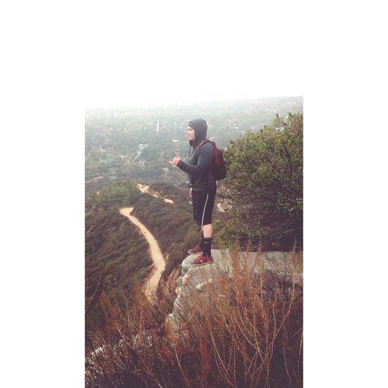 Adventure Hiking Me Freedom