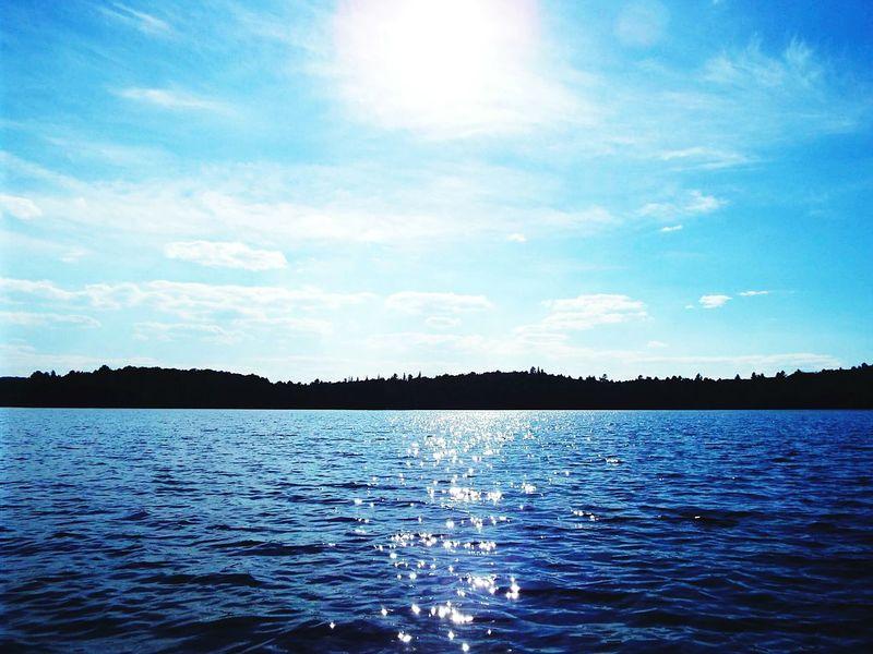 Lake Sun Water Algonquin Park Algonquinprovincialpark