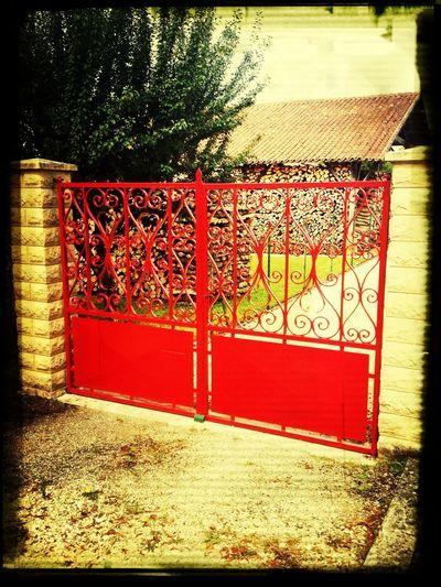 Das Tor zur Welt...