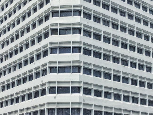 Architecture Built Structure Building Exterior City Full Frame No People Building Modern Window Pattern Low Angle View Office Building Exterior Apartment Residential District Backgrounds Repetition Day Outdoors City Life Tall - High