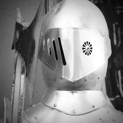 Close-up No People Knight  Knightrider Hystorical The Week On Eyem EyeEm Best Shots Fotography Black&white Black & White Monochrome Black And White Photography Black And White Blackandwhite Photography Blackandwhite Knight Rider Hystorical Place Heidelberg Pictures