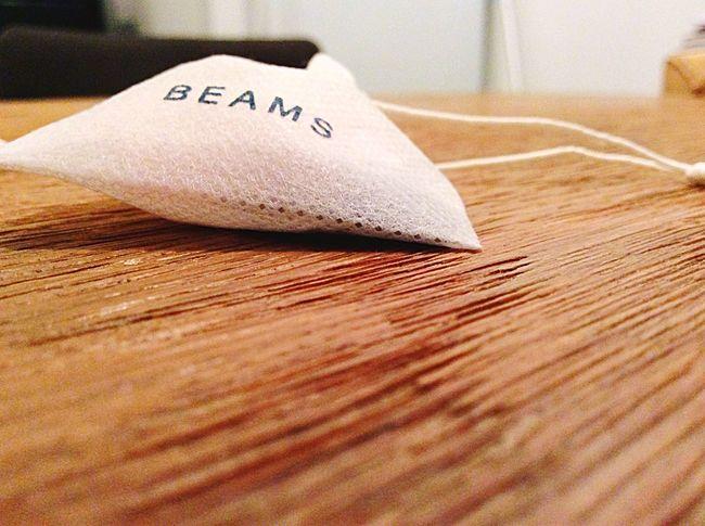 Beams...