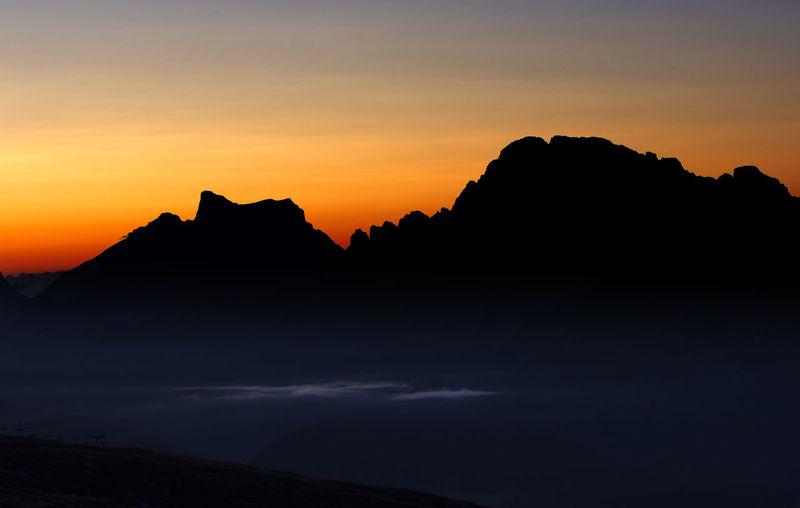 Sunrise from