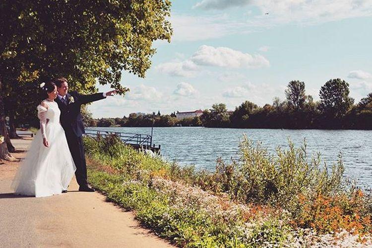 The beginning. Marriage  Newlyweds Congrats Happyday Hochzeit