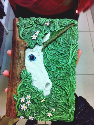 Unicorn Nice  Notebook Like