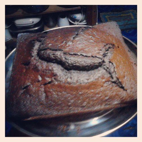 8. Made By Me. ChocolateFudgeCake Baking Instagraming Instafood fmsphotoaday
