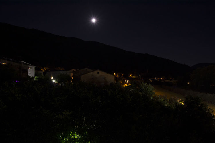 Moon Night 4am