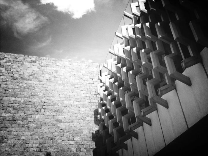 AMPt_community Abstractarchitecture EyeEm Bnw Texture