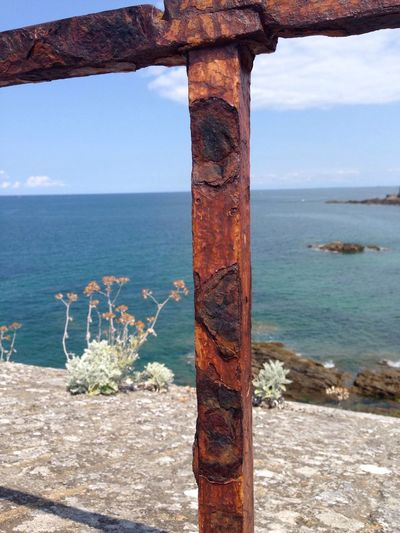 The Purist (no Edit, No Filter) Rust Sea View Rusty Goodness