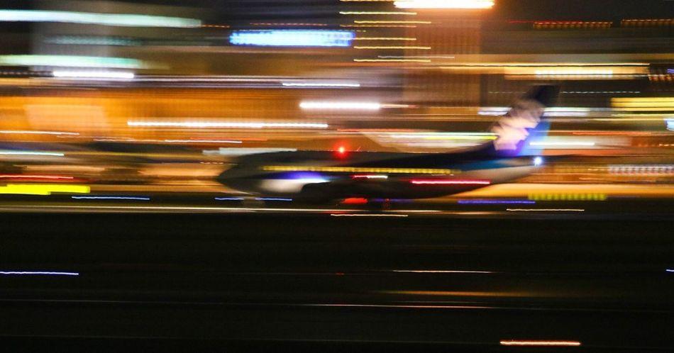 Take off Speed Night