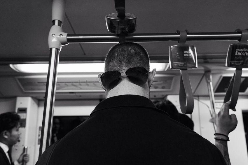 Showcase: February Streetphotography Streetphoto_bw Metro U-Bahn Sun Glasses EyeEm Best Shots
