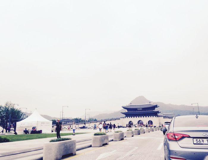 Gwanghwa-mun Seoul Insadong Gwanghwa-mun...
