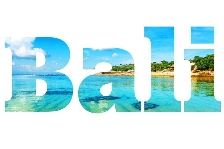 Bali text - A