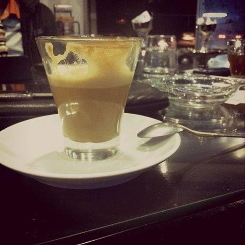 Cappucin Nestl é Sousse Machmoum café