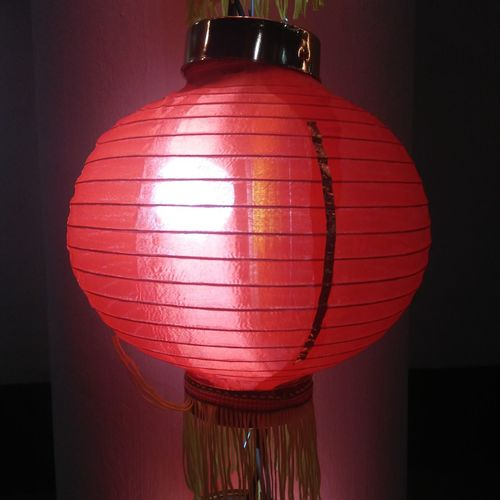 Lamp Lamplight Chinatown Chinalamp Chinese Style Chinese Culture Hanging Red No People Indoors  Illuminated Day