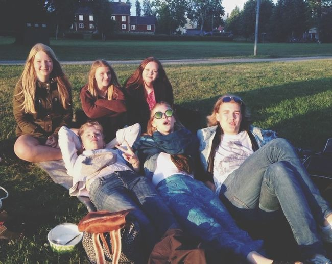 Friends Picnick