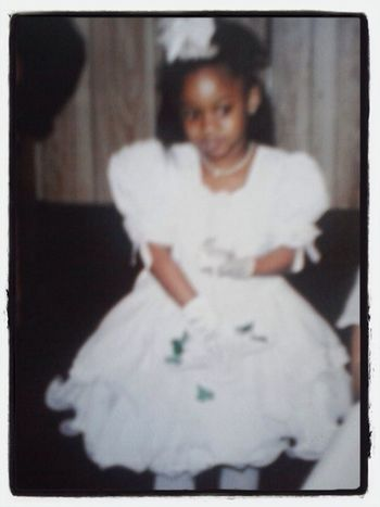 Blurry, But Baby Me