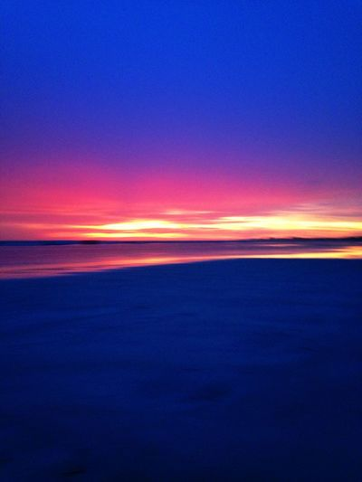 Sunset Beach Fort Myers Beach Florida United States Natural Nature No Filter