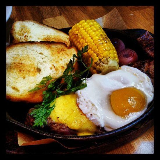 Steak Egg Alldaybreakfast