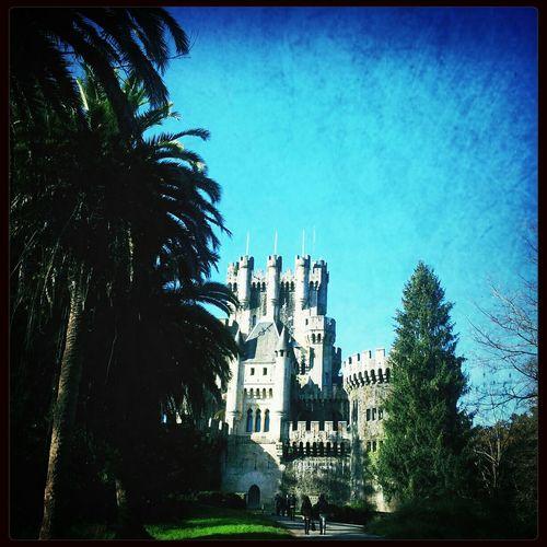 Castle Bilbao Gatica Sunnyday #castillo