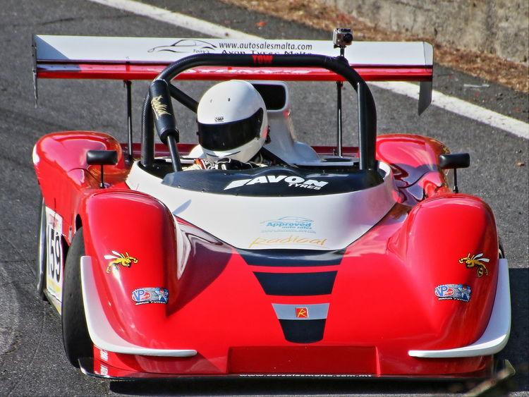 1/2000 Corsa Auto Cronoscalata Red Velocità