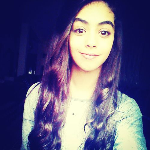 My Smile Is My Happiness. ♡ My Hair Is Getting Really Long Eyes Are Soul Reflection Keep Calm And Be FEARLESS