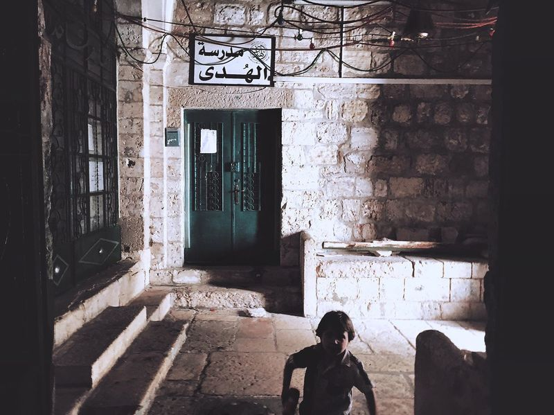 Jerusalem Kudus Walking Around Streetphotography