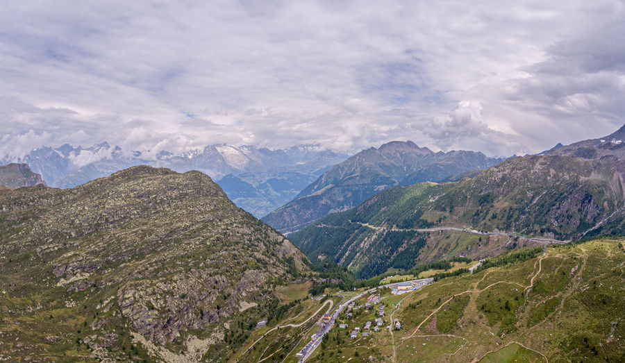 A high alpine