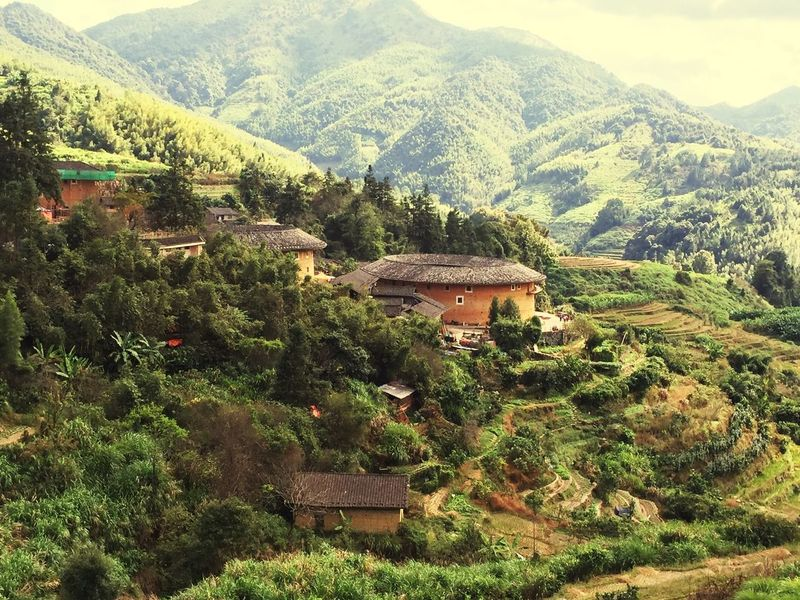 Check This Out Tulou Ancient Architecture