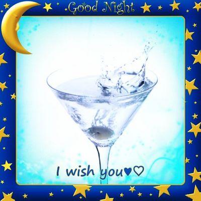 I wish you my love