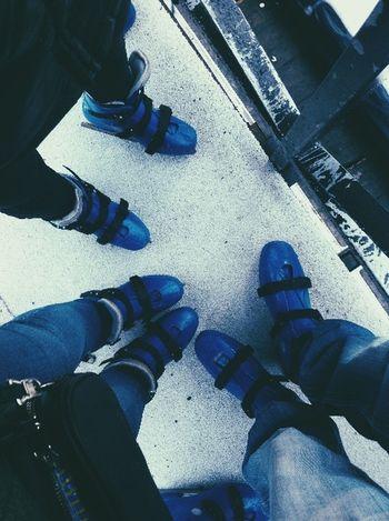 Iceskating Winter2014 Brussels Friendship Favorites Blue Icecold Shots EyeEm ❄